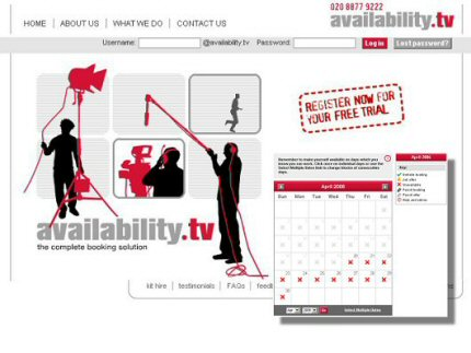 Availability TV Software Developmet Project