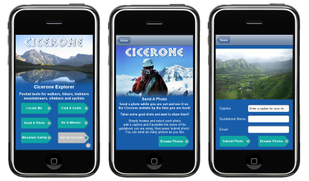 Cicerone iPhone App Development