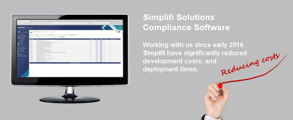 Compliance Software Development